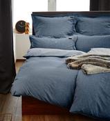 soliver-chambray-leinen-bettwaesche-2-teilig-bettbezug-135-x-200-cm-kopfkissenbezug-80-x-80-cm-blau